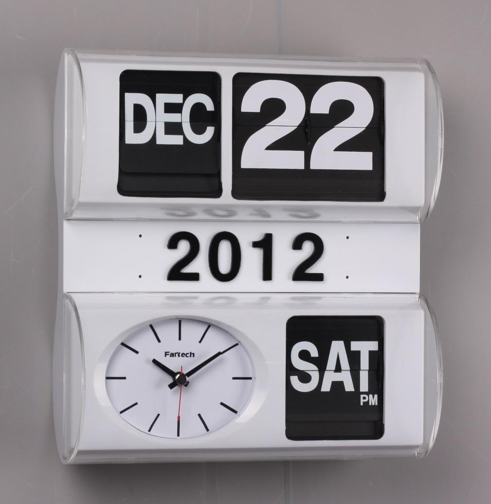 Fartech corporation fartech flip clock official site products wall mountdesk top amipublicfo Choice Image